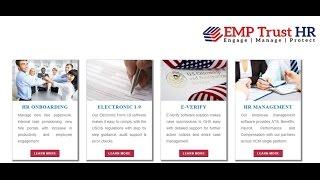 EMP Trust HR video