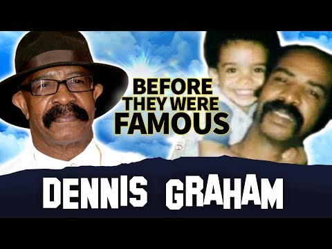 Dennis Graham | Before They Were Famous | Drake's Dad