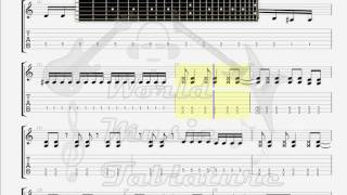 Evergrey   Nosferatu GUITAR TAB