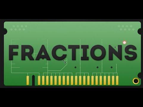 Joe For Oil >> Gap Filling: Fractions – When Math Happens