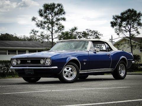 Video of '67 Camaro - P9EE