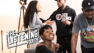 Digga D   Double Tap Diaries | The Listening Party