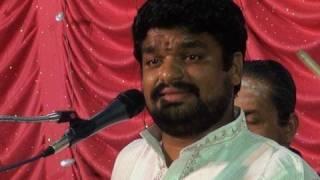 Kunnakudi M Balamuralikrishna, a Carnatic vocalist