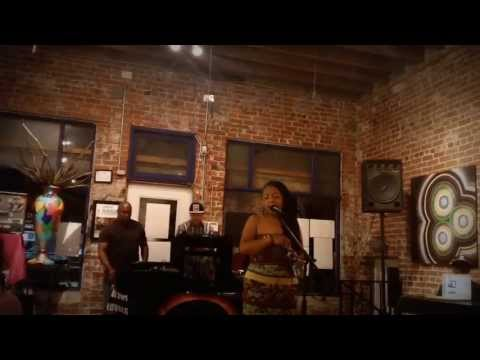 Epiphany's live performance at The Brickhouse Gallery