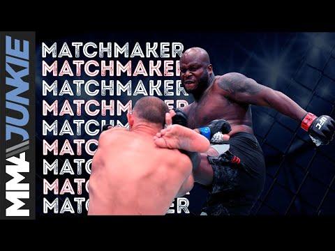 Who's next for Derrick Lewis after beating Aleksei Oleinik? | UFC on ESPN+32 matchmaker