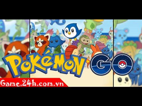 Game Pokemon Go - Video hướng dẫn chơi game Pokémon GO - Hướng dẫn chơi GAME  24h