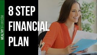 Financial Planning For Beginners [8 Steps]