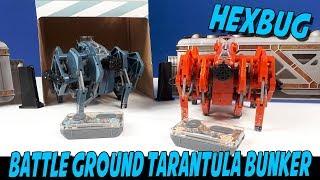 [REVIEW] HEXBUG BATTLE GROUND TARANTULA BUNKER