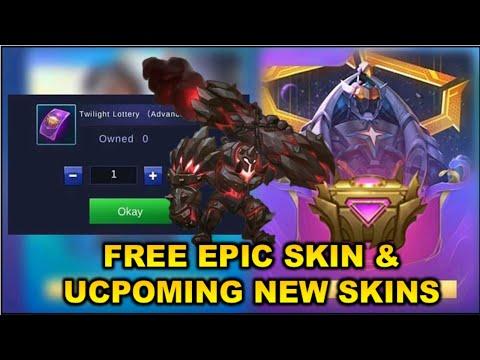 Free Epic Skin - New Event Summer Gala   Mobile Legends: Bang Bang!