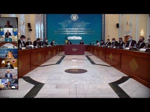 Шикізаттық емес экспорт көлемі 41 млрд долларға жетуі шарт – Қ.Тоқаев