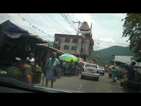 Mercado de rubio Tachira