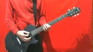 Everlong (FooFighters) Guitar Cover