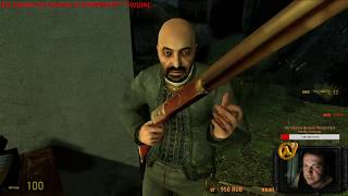 Half-life 2 (Стрим 3)