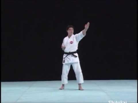 Kata Nipaipo Explanation Shitoryu Karate Do