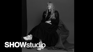 In Fashion: Molly Goddard interview, uncut footage