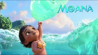 🌊 Moana - An Innocent Warrior [Audio Version with Movie Scene + Lyrics (+ English translation)] HD
