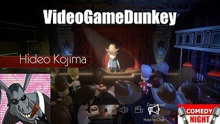 VIDEO GAME DUNKEY - Comedy Night