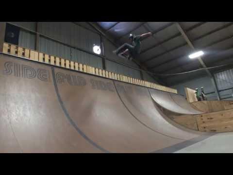 Flip Side Skatepark, Side order #1: Ryan Allaire