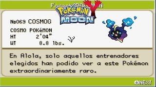 Cosmoem  - (Pokémon) -