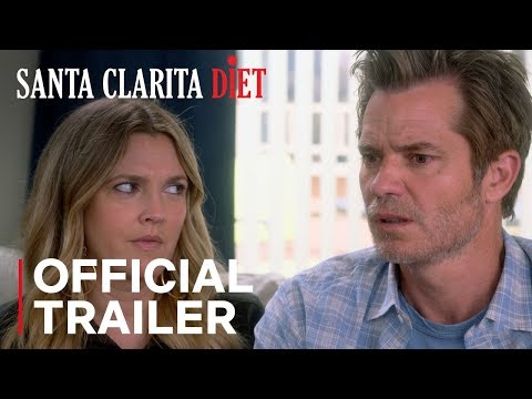 Santa Clarita Diet: Season 3 | Official Trailer [HD] | Netflix