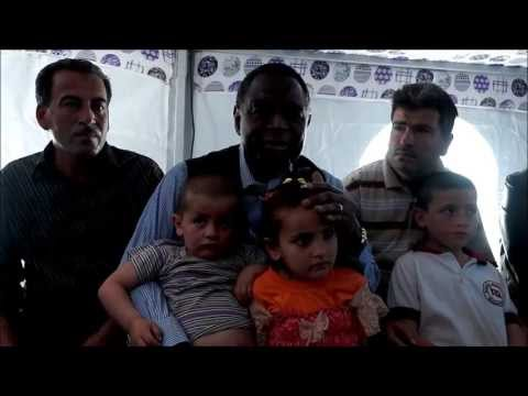 UNFPA Head to visit Syrian refugee camp in Turkey