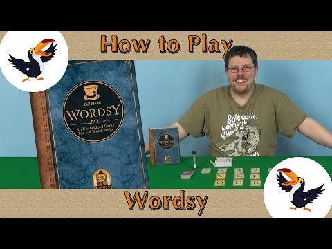 Wordsy How to play