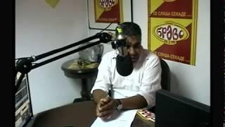 Ashmet Elezovski vo Radio Bravo