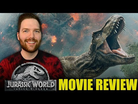 Jurassic World: Fallen Kingdom – Movie Review