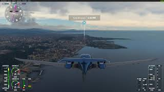 Microsoft Flight Simulator 2020 Kota Kinabalu