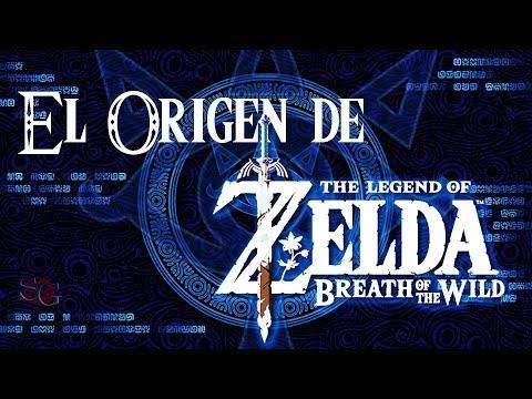 El Origen de Breath of the Wild || [TEORÍA] The Legend of Zelda