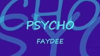 Faydee, Psycho Lyrics