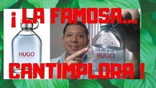 HUGO MAN By HUGO BOSS // ¡¡¡ LA CANTIMPLORA Está En La Casa!!!