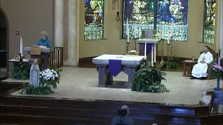 12-08-17 Immaculate Conception Noon Mass