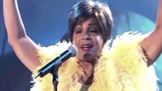 Shirley Bassey - GOLDFINGER / Diamonds Are Forever / MOONRAKER (Medley) (2006 Feanol Festival Live)