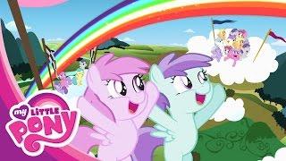 Мультфильм Дружба - это чудо про Пони - История знаков отличия
