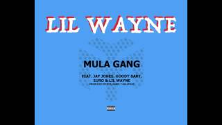 Lil Wayne - Mula Gang feat. Jay Jones, HoodyBaby & Euro (Official Audio)