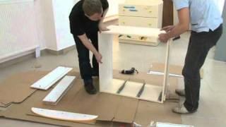 mebelkowo.pl - montaż komody Baggi - meble dla dzieci i młodzieży