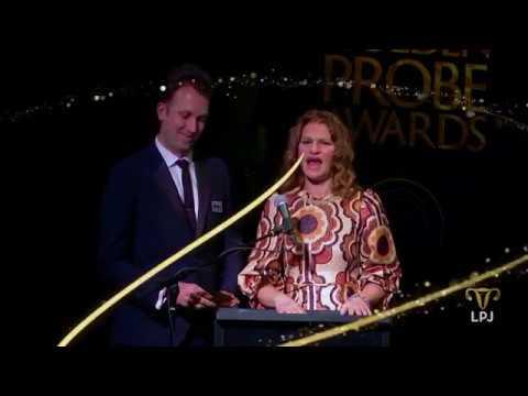 2018 Golden Probes: Outstanding Underperformance By A Legislator In A Leading Role