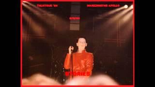 Gary Numan - Stories Teletour 80 Manchester Apollo 8/9/80