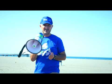 EU Beach Clean Up 2019