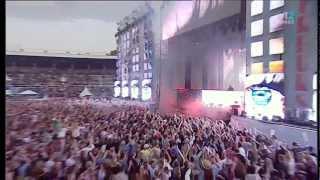 Sebastian Ingrosso   One & Save The World @Summerburst 2012 [HD]