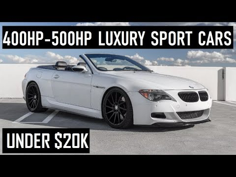 5 AFFORDABLE SPORT CARS THAT MAKE YOU LOOK RICH UNDER 20K