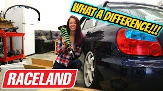 EBAY VS. RACELAND COILOVERS!!!