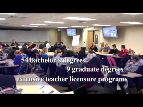 Bemidji State University - video