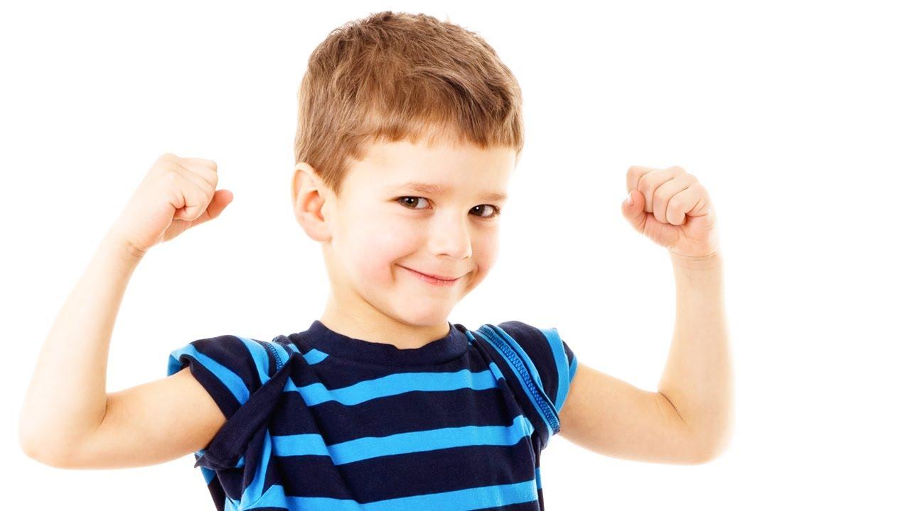 Cómo fortalecer a los niños