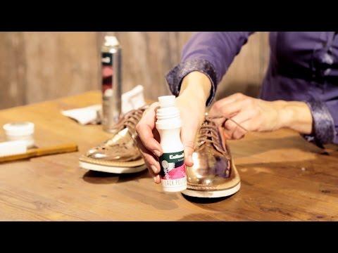 Wie reinigt man Lackschuhe? | Lackschuhe richtig pflegen | Lackschuhe putzen