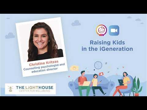 Raising kids in I Generation