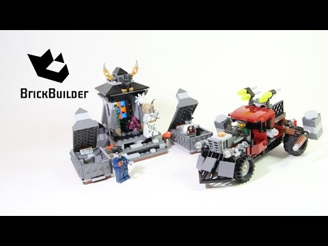 Vidéo LEGO Monster Fighters 9465 : Les zombies