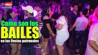 Como Son Los Bailes En Las Fiestas Patronales De El Salvador