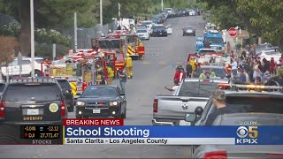 Second Teen Dies In Santa Clarita School Shooting